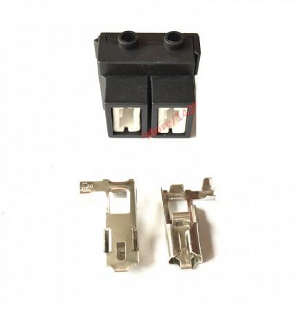 Connecteur ampoule H7 avec Pin