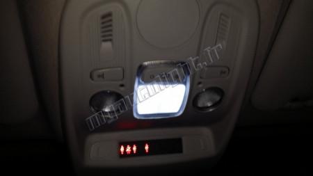 Pack Full Led intérieur Citroen C4 II
