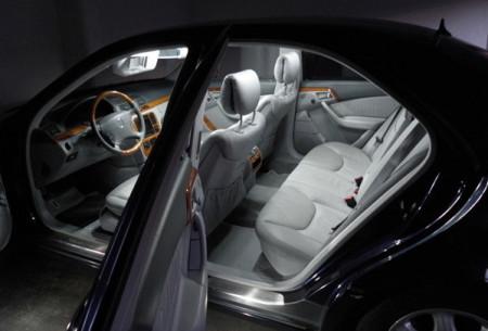 Pack Full Led intérieur Mercedes Classe C W203