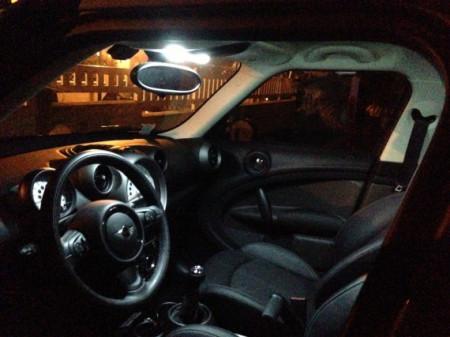 Pack Full Led intérieur pour Mini Cooper II R56