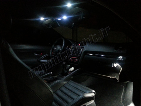 Pack Full Led intérieur Scirocco