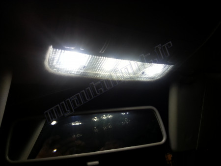 Pack Full Led intérieur Skoda Superb 3T