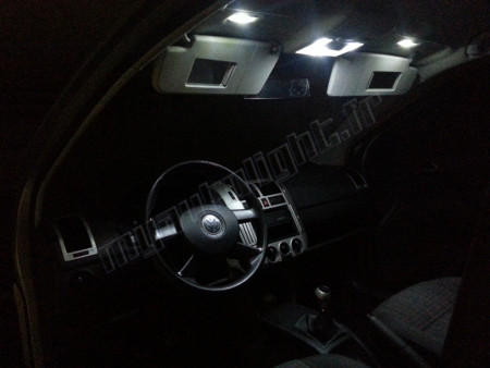 Pack Full Led intérieur Polo 9N