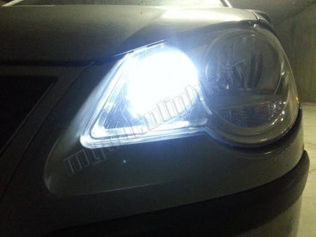 Pack Veilleuses  Blanc Pur pour Audi TT 8J Avec Xénon