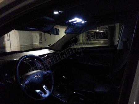 Pack Full Led intérieur Kia Ceed et Pro Ceed 2