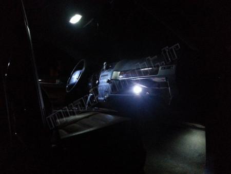 Pack Full Led intérieur Touareg 7P