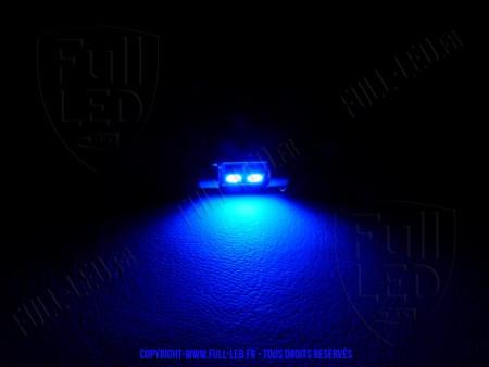 Ampoule Led BLEU - Navette C3W
