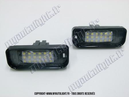 Modules Full led plaque - MERCEDES Classe S W220