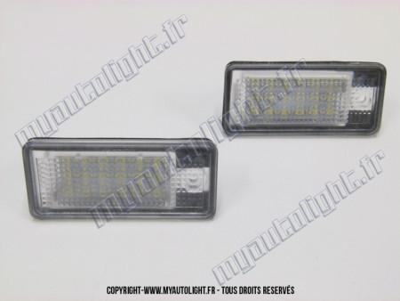 Modules Full led plaque - Audi A3 Q7