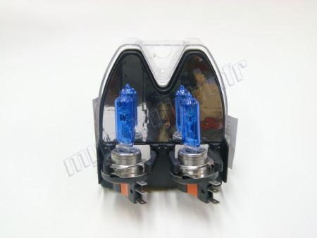 Démo Final Ampoules H15 phares Auto Moto Voiture Blanc Xénon
