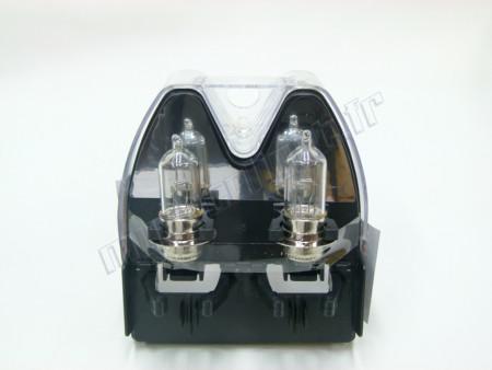 Pack 2 Ampoules H6M/P15D-25-3