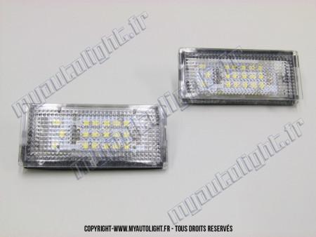 Modules Full led plaque - BMW Série 5 E39 Break
