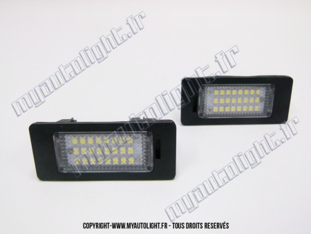 Modules Full led plaque - BMW E60 E90
