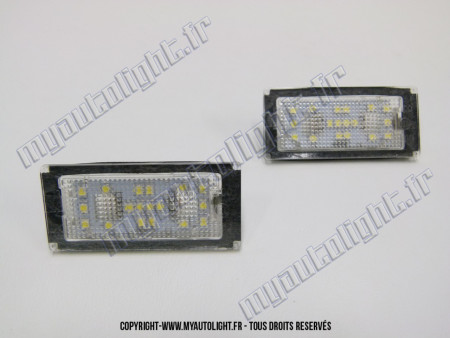 Modules Full led plaque - BMW Série 7 E65 E66