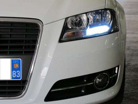 Pack d'ampoules Feux de Jour Audi A4 B7