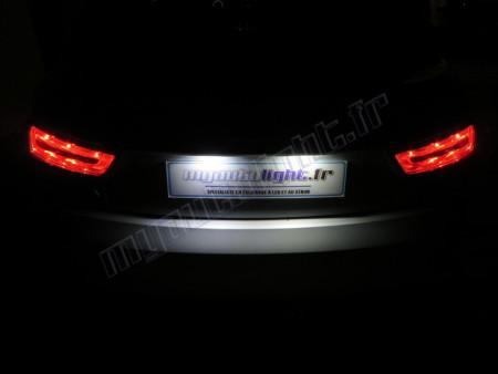 Eclairage de plaque à Led pour Ford S-MAX