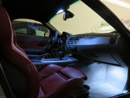 Pack Full Led intérieur BMW Série 1 E81/E82/E87/E88