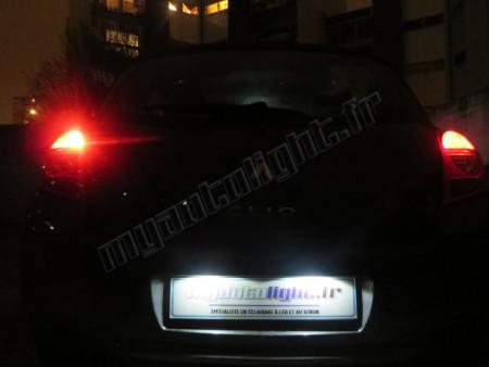 Eclairage de plaque à Led  pour Renault Avantime
