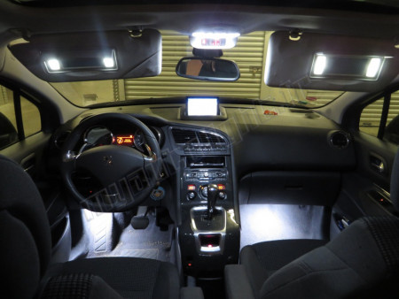 Pack Full Led intérieur Peugeot 5008