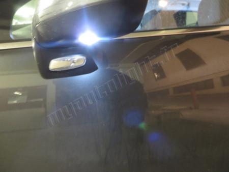 Pack Led pour Rétroviseurs pour Peugeot 3008
