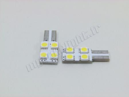 Eclairage plaque Led T10 OneFace - 8 LED