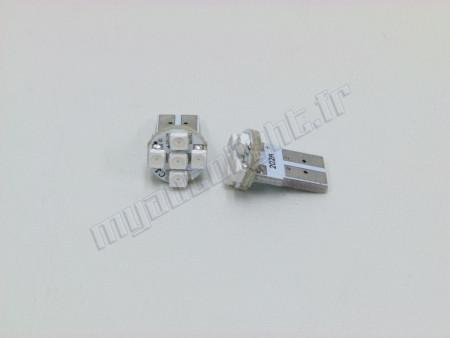 Veilleuses Led T10 5 LED
