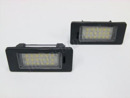 Eclairage de plaque full Led pour Audi A7