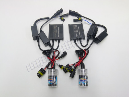 Kit Xénon HID 35W H1 - Anti Erreur ODB+