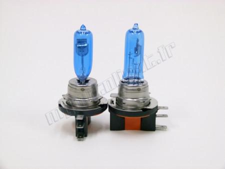 Pack d'ampoules H15 Xénon Effect - Blanc Xénon 6000K pour Audi A6 C7