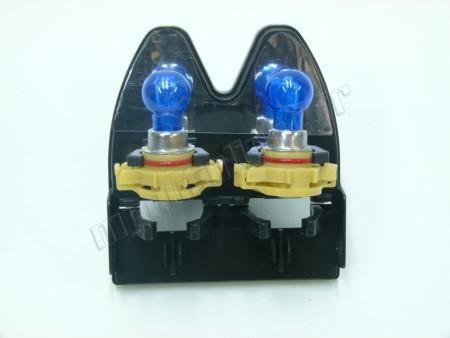Pack 2 ampoules PS19W (H16) Effet Xénon 6000K