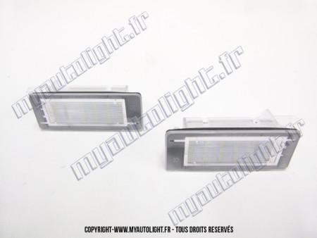 Modules Full led plaque - Renault Dacia