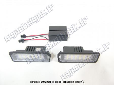Modules Full led plaque - VAG Volkswagen type GOLF 6