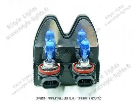 Pack 2 ampoules H8 Effet Xénon HOD