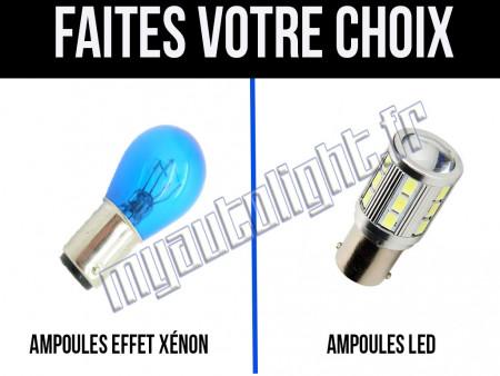 Pack Feux de Jour/Veilleuses Led - Peugeot 308
