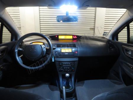 Pack Full Led intérieur Citroen C4 I