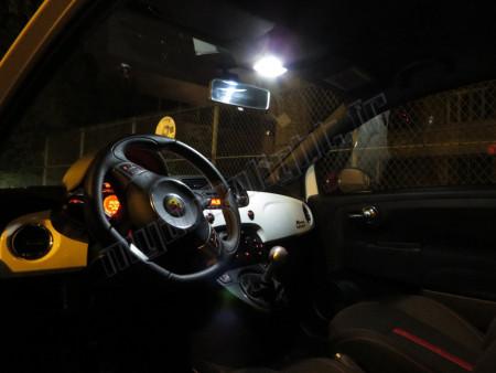 Pack Full Led intérieur Fiat 500