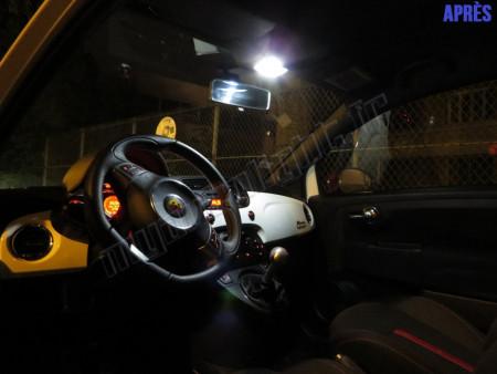 Pack Full Led intérieur Fiat Grande Punto / Punto Evo