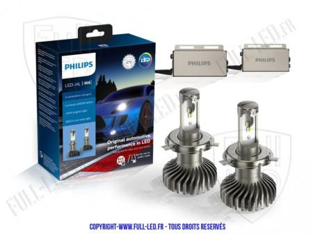 Kit LED H4 - Philips X-Treme Ultinon Gen2.