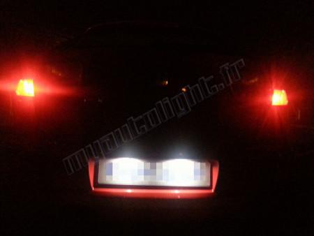 Eclairage de plaque à Led pour Ibiza 6K2