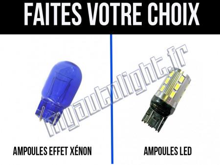 Pack Feux de Jour/Veilleuses Led - Peugeot 208