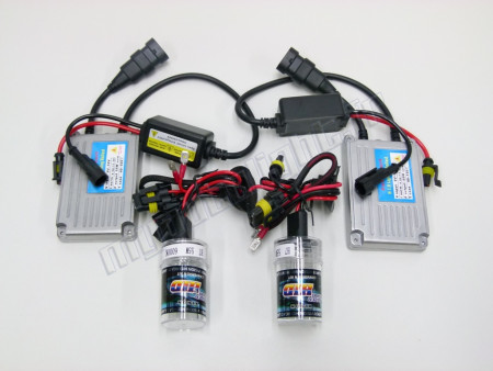 Kit Xénon HID 35W H8 - DSP/Quick Start - Ballast Slim
