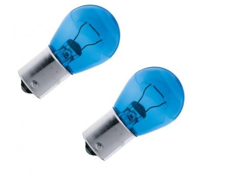 Pack 2 ampoules P21W Effet Xénon