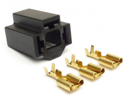 Connecteur ampoule H4 avec Pin