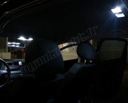 Pack Full Led intérieur Ford Fiesta MK7