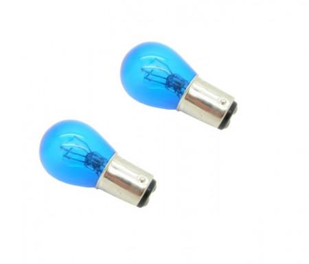 Pack 2 ampoules BAY15D P21/5W Effet Xénon 6000K phares feux