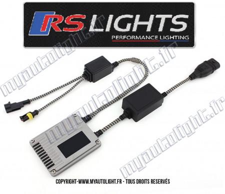 Ballast RSLights Premium ODB 55W - Anti Erreur