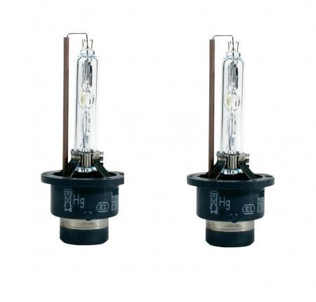 Ampoules Xénon Acces D2S 8000K