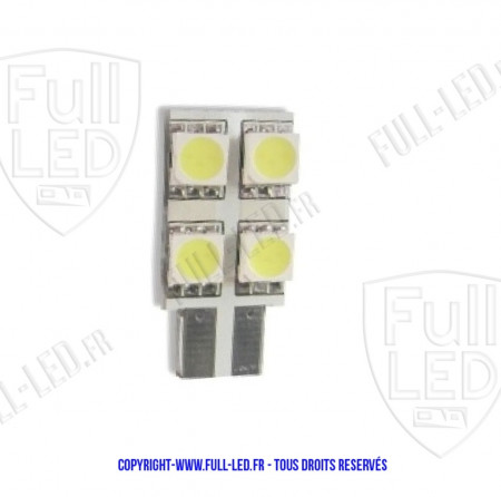 Ampoule Led W5W - One Face 4