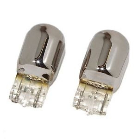 Ampoules chromé xenon effect