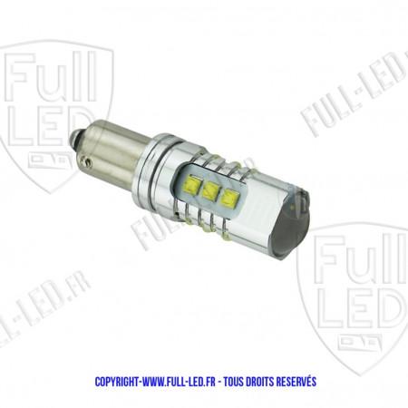 Ampoule Led H6W - CREE High Watt - Anti Erreur
